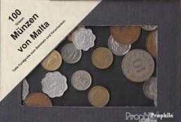 Malta 100 Gramm Münzkiloware - Munten & Bankbiljetten