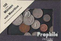 Mauritius 100 Gramm Münzkiloware - Coins & Banknotes