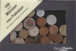 Pakistan 100 Gramm Münzkiloware - Münzen & Banknoten