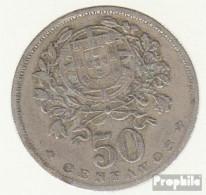 Portugal KM-Nr. : 577 1929 Sehr Schön Kupfer-Nickel Sehr Schön 1929 50 Centavos Liberty - Portugal