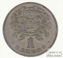 Portugal KM-Nr. : 578 1968 Vorzüglich Kupfer-Nickel Vorzüglich 1968 1 Escudo Liberty - Portugal