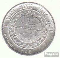 San Marino KM-Nr. : 63 1977 Stgl./unzirkuliert Aluminium Stgl./unzirkuliert 1977 1 Lira FAO - San Marino
