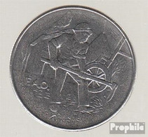 San Marino KM-Nr. : 82 1978 Stgl./unzirkuliert Stahl Stgl./unzirkuliert 1978 100 Lire FAO - San Marino
