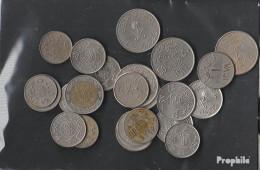 Saudi-Arabien 100 Gramm Münzkiloware - Münzen & Banknoten
