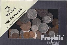 Schweden 250 Gramm Münzkiloware - Kilowaar - Munten