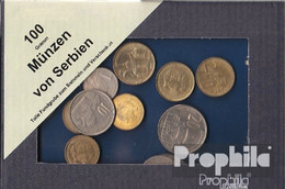 Serbien 100 Gramm Münzkiloware - Coins & Banknotes