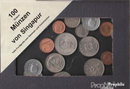 Singapur 100 Gramm Münzkiloware - Coins & Banknotes