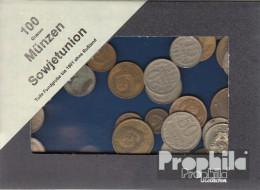 Sowjetunion 100 Gramm Münzkiloware  Sowjetunion Ohne Rußland - Coins & Banknotes