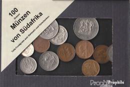 Südafrika 100 Gramm Münzkiloware - Coins & Banknotes