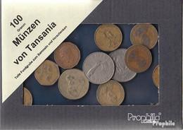 Tansania 100 Gramm Münzkiloware - Münzen & Banknoten