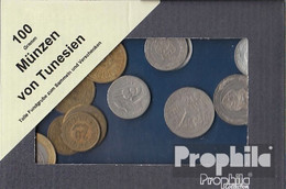 Tunesien 100 Gramm Münzkiloware - Münzen & Banknoten