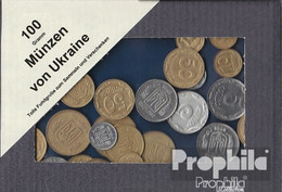 Ukraine 100 Gramm Münzkiloware - Münzen & Banknoten