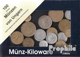 Ungarn 100 Gramm Münzkiloware - Münzen & Banknoten
