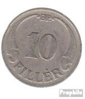 Ungarn KM-Nr. : 507 1926 Sehr Schön Kupfer-Nickel Sehr Schön 1926 10 Filler Krone - Hungría