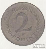 Ungarn KM-Nr. : 556 1966 Sehr Schön Kupfer-Nickel-Zink Sehr Schön 1966 2 Forint Wappen - Ungarn