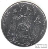 Vatikanstadt KM-Nr. : 106 1968 Stgl./unzirkuliert Stahl Stgl./unzirkuliert 1968 100 Lire FAO - Vatikan