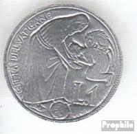 Vatikanstadt KM-Nr. : 124 1975 Stgl./unzirkuliert Aluminium Stgl./unzirkuliert 1975 1 Lira Heiliges Jahr - Vatikan
