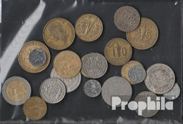 Westafrikanische Staaten 100 Gramm Münzkiloware - Coins & Banknotes