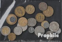 Westafrikanische Staaten 100 Gramm Münzkiloware - Münzen & Banknoten