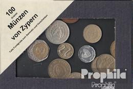 Zypern 100 Gramm Münzkiloware - Münzen & Banknoten
