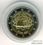 Irland 2007 Stgl./unzirkuliert Stgl./unzirkuliert 2007 2 Euro Römische Verträge - Ireland
