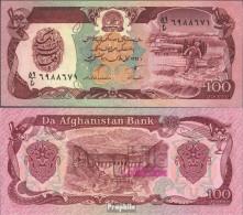 Afghanistan Pick-Nr: 58b Bankfrisch 1990 100 Afghanis - Afghanistan