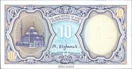 Ägypten 189a Bankfrisch 2000 10 Piastres - Aegypten