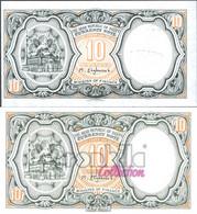 Ägypten Pick-Nr: 187, Signatur El-Ghareeb Bankfrisch 1997 10 Piastres - Aegypten