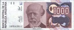 Argentinien Pick-Nr: 329d Bankfrisch 1988 1.000 Australes - Argentinien