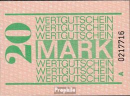 DDR Gefängnisgeld Serie A Bankfrisch 20 Mark - [ 6] 1949-1990 : GDR - German Dem. Rep.