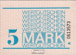DDR Gefängnisgeld Serie A Bankfrisch 5 Mark - [ 6] 1949-1990 : RDA - Rep. Dem. Tedesca
