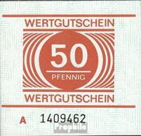 DDR Gefängnisgeld Serie A Bankfrisch 50 Pfennig - [ 6] 1949-1990 : GDR - German Dem. Rep.