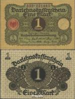 Deutsches Reich RosbgNr: 64 Bankfrisch 1920 1 Mark - [ 3] 1918-1933 : Weimar Republic