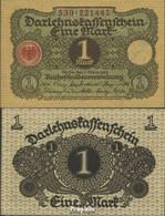 Deutsches Reich Rosenbg: 64 Gebraucht (III) 1920 1 Mark - [ 3] 1918-1933 : Weimar Republic