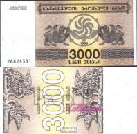 Georgien 45 Bankfrisch 1993 3.000 Laris - Georgien