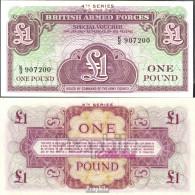 Großbritannien Pick-Nr: M36a Bankfrisch 1962 1 Pound - 1952-… : Elizabeth II.