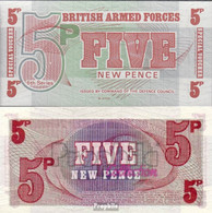 Großbritannien Pick-Nr: M44a Bankfrisch 1972 5 New Pence - 1952-… : Elizabeth II.