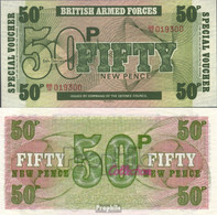 Großbritannien Pick-Nr: M46a Bankfrisch 1972 50 New Pence - 1952-… : Elizabeth II