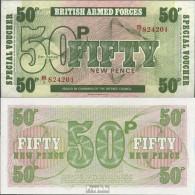 Großbritannien Pick-Nr: M49 Bankfrisch 1972 50 New Pence - 1952-… : Elizabeth II.