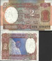 Indien Pick-Nr: 79h Bankfrisch 1997 2 Rupees - Indien