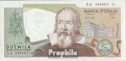Italien Pick-Nr: 103b Bankfrisch 1976 2.000 Lire - [ 2] 1946-… Republik