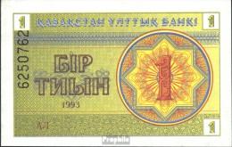 Kasachstan Pick-Nr: 1 Bankfrisch 1993 1Tyin - Kasachstan