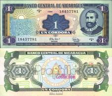 Nicaragua Pick-Nr: 179 Bankfrisch 1995 1 Córdoba - Nicaragua