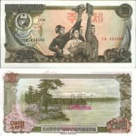Nord-Korea Pick-Nr: 21a Bankfrisch 1978 50 Won - Korea (Nord-)