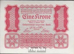Österreich Kat-Nr.: 199 (73) Bankfrisch 1922 1 Krone - Oesterreich