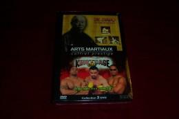 COFFRET  PRESTIGE DES ARTS MARTIAUX  2 DVD - Sport