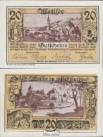 Mattsee Notgeld Der Gemeinde Mattsee Bankfrisch 1920 20 Heller - Oesterreich