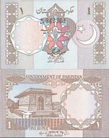 Pakistan Pick-Nr: 26a Bankfrisch 1982 1 Rupee - Pakistan