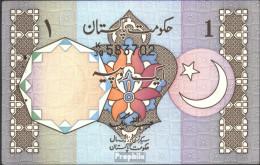 Pakistan Pick-Nr: 27a Bankfrisch 1983 1 Rupee - Pakistan