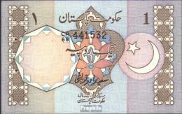 Pakistan Pick-Nr: 27e Bankfrisch 1983 1 Rupee - Pakistan